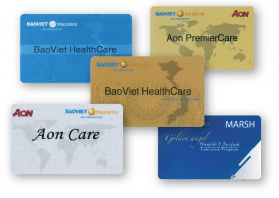 Thẻ bảo hiểm của Bảo Việt