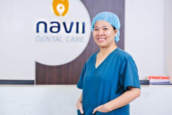 Bác sĩ Lê Thị Thái Hòa - 20 năm kinh nghiệm trong lĩnh vực nha khoa