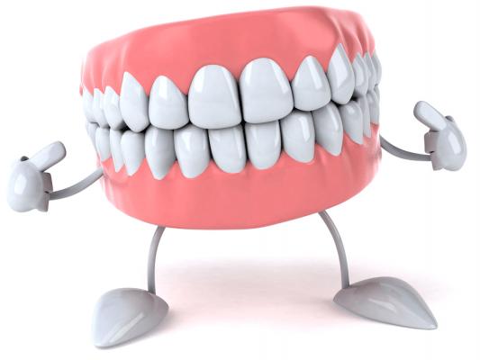 khớp căn răng chuẩn
